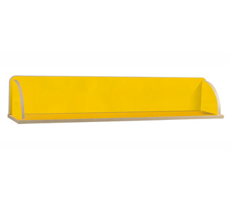 120 cm of shelf for wall