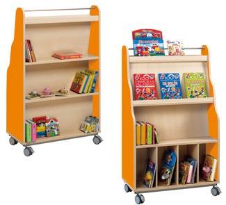 Bucs y muebles biblioteca biblioteca infantil for Mueble libreria infantil