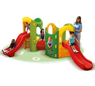 Playground 8 en 1