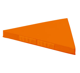Babi asiento - tapiz triangular la unidad