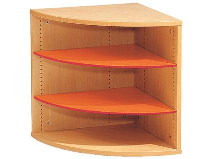 Mueble para esquina altura: 51 cm2 repisas la unidad-TIENDA HERMEX