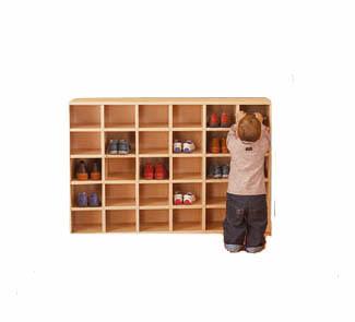 Muebles vestuario y taquillas mobiliario escolar for Mueble zapatero 30 pares