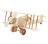 Avión antiguo easy-line