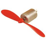 Hélice de recambio - electro-star para ejes 2 mm