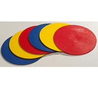 Marcajes para el suelo círculos lote de 8