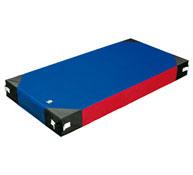 Maxi tapiz de recepción l: 200 cm - anchura: 100 cm- grosor: 20 cm la unidad