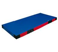 Maxi tapiz de recepción l: 400 cm - anchura: 200 cm- grosor: 20 cm - plegable la unidad