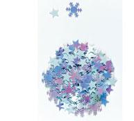 Lentejuelas los copos de nieve y las estrellas unos 830
