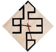 Reloj de pared - laberinto