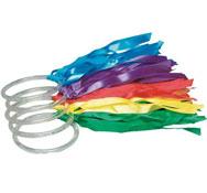 Asas con cinta  cintas cortas los 6