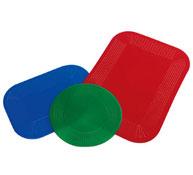 Mantel individual antideslizante grosor 3 mm la unidad