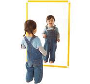 Espejo plexiglas 100 x 65 cm