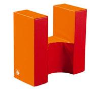 Blocmódulos  ajuste en u de doble uso la unidad