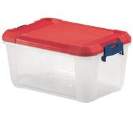 Caja para guardar 9 litros la unidad