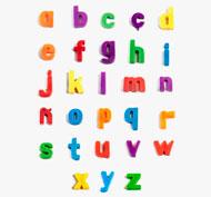 Las letras minusculas pequeñas 3.2 cm- lote de 155