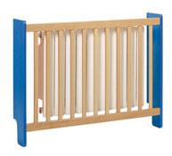 Wooden radiator cover 75 cm
