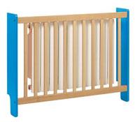 Wooden radiator cover 125 cm