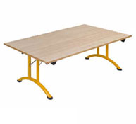 Mesa plegable medit. 160 x 80 t1
