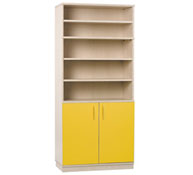 Basic jumbo cupboard 2 doors