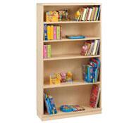 Libreria biblioteca base 4 estantes