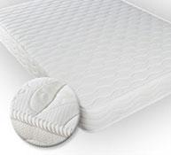 Colchón biocel acolchado para cama coche