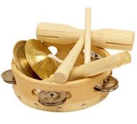 Instrumentos de percusion conjunto 3