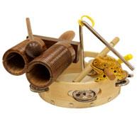 Instrumentos de percusion conjunto 7