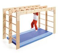 Children brachiation indoor stair