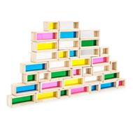 Los ladrillos del arco iris lote 36