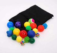 Bolas sensoriales lote 20