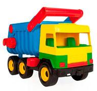 Camión mediano volquete