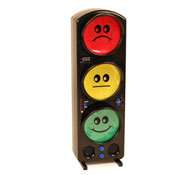 Semáforo para controlar el nivel de ruidos