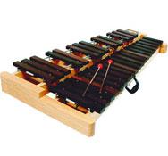 Xilófono 2 octavas y 1/2 laminas de palosanto unidad