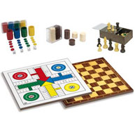 Parchis / ajedrez /damas