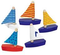 Mini velero lote de 20