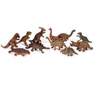 Lote 12 dinosaurios