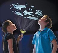 Linterna proyector los astros