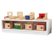 Mueble montessori espacio nido nº2 (0-3)