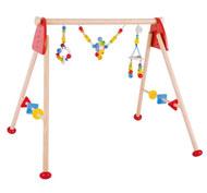 Pórtico de actividades para bebés los ositos la unidad