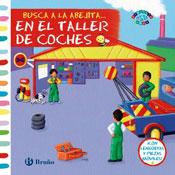 Buscar a la abejita… En el taller de coches - castellano la unidad