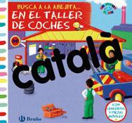 Buscar a la abejita… en ele taller de coches - catalán la unidad