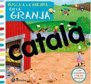 Buscar a la abejita… En la granja - catalán la unidad