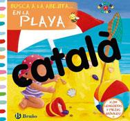Buscar a la abejita… En la playa - catalán la unidad