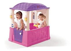 Casitas de niñas y muñecas