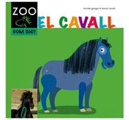 Col.leccio zoo els animals de la granja - el cavall la unidad