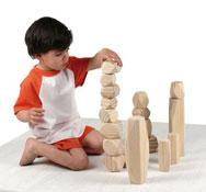 Construcción las rocas 18 piezas