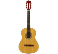 Guitarra clasica cadete 3/4 qgc-10 (dalbergia)