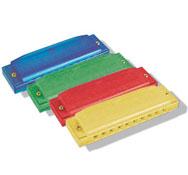 Lote de 4 armónica happy colorines Hohner set de 4