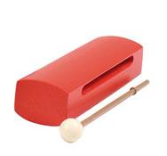 Caja china colores roja