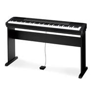 Piano digital casio cdp-130 con soporte cs-44 incluido.